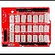 Shield de expansión de puertos I/O arduino