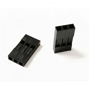 Conector Hembra Cable Dupont Jumper 3 Pines