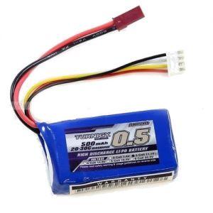 Batería Lipo Turnigy 500mAh 3S 20C