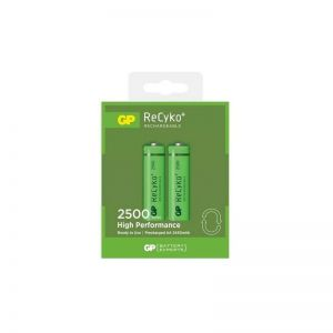 Batería Recargable Gp Recyko 2500 mAh