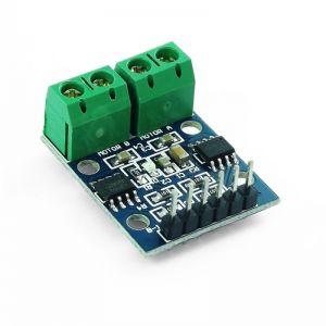 Driver Controlador de motores HG7881 , (Puente H)