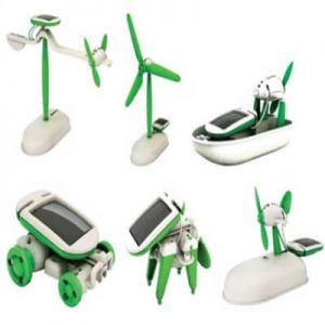 Kit Robot Solar 6 en 1