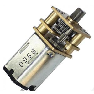 Micro Motorreductor N20 60Rpm 6V(Genérico)