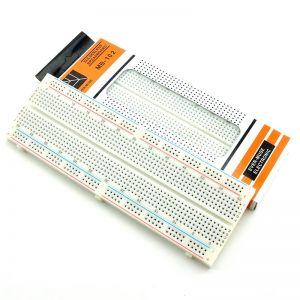 Protoboard De 830 Puntos MB102