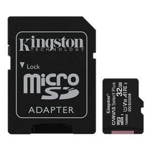 Memoria SD Kinstong 32GB Canvas Select Plus