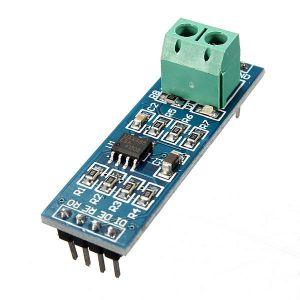 Modulo Conversor Bidireccional TTL a RS485 con MAX485
