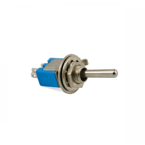 Switch codillo azul 6p x 6amp ON-OFF -swiche