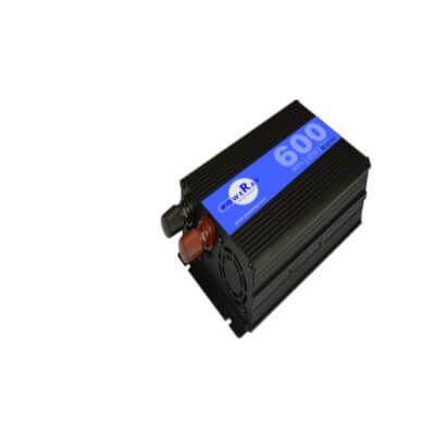 Inversor de Onda Modificada 24dcv-110 Ac 600w