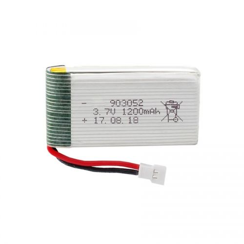 Bateria Polimero Litio 3.7v, 1200mah 903052 Lipo Rc