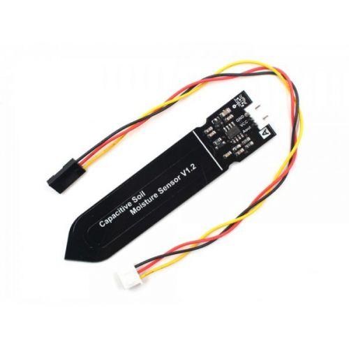 Sensor de humedad de suelo Capacitivo – Higrometro