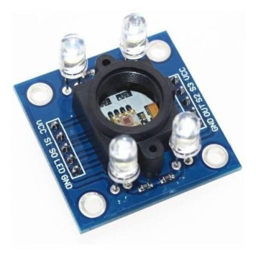 Sensor de Color TCS230 - TCS3200