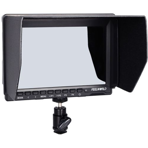 Camara Monitor con Sunshade y HDMI Lock 7