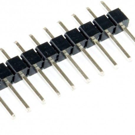 Conector header Macho Macho 40 posiciones 2.54mm