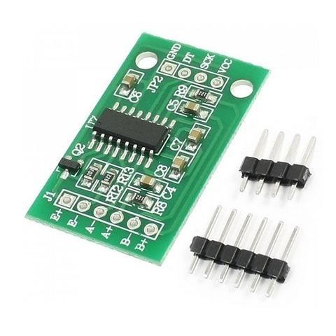 Módulo conversor Analógico/Digital de 24 Bits HX711
