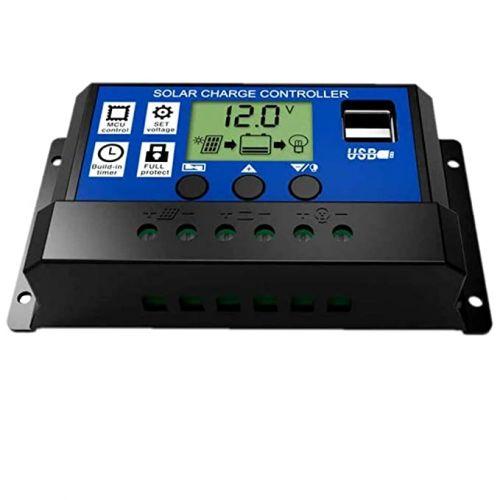 Regulador para panel solar 10A