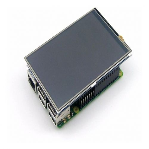 Pantalla LCD Tactil 3.5
