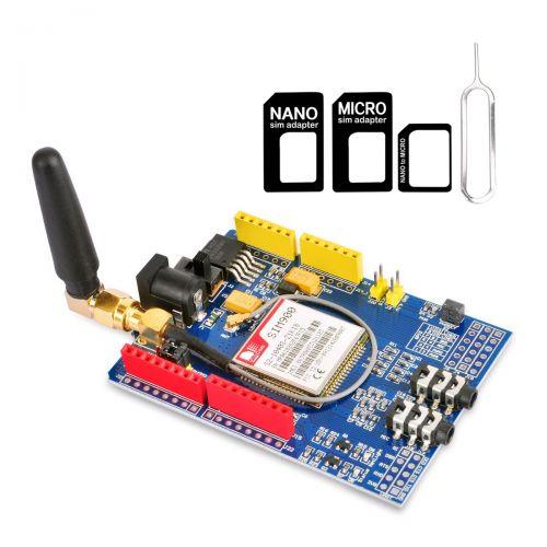 Shield SIM900 GSM/GPRS