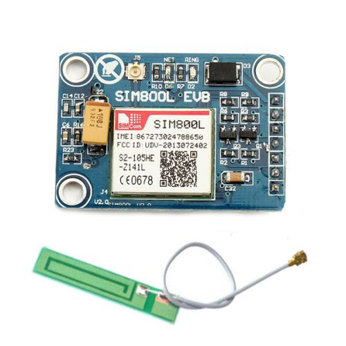 Modulo SIM800L GSM GPRS V2.0 5V Quad- Band