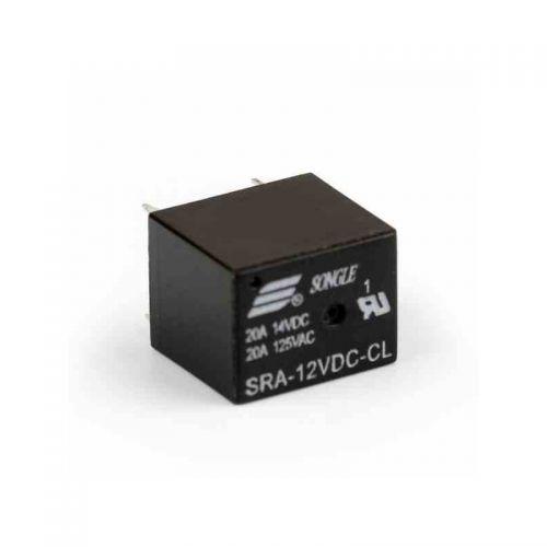 Relay 12VDC - Capacidad Max 250VAC / 30VDC - 20A