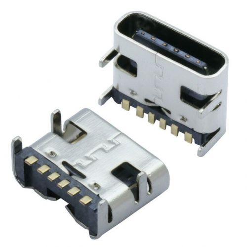 Conector Tipo C SMD