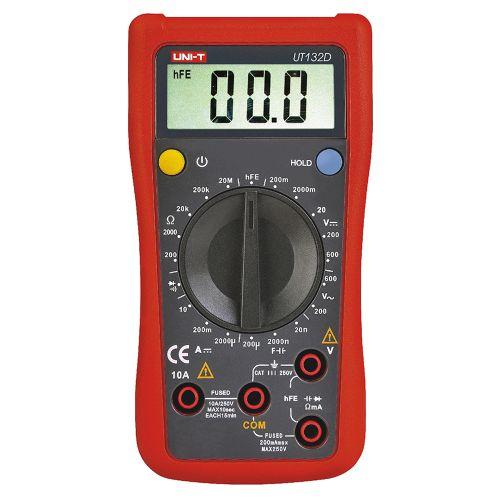 Multímetro digital UNI-T UT132C