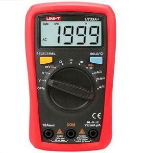 Multimetro digital UNI-T UT33A+